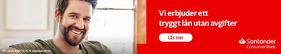 Ansök om ett lån hos Santander